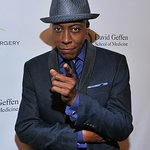 Arsenio Hall Emcees Visionary Ball