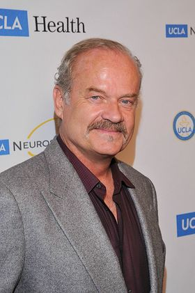 Kelsey Grammer Honored at Visionary Ball
