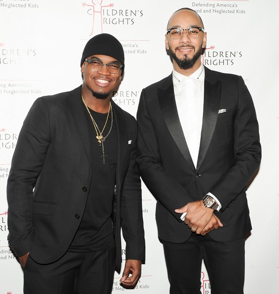 Ne-Yo and Swizz Beatz
