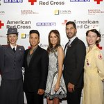 Catt Sadler Emcees Red Cross Heroes Luncheon