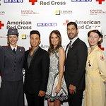 Catt Sadler Emcees Red Cross Heroes Luncheon