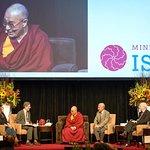 Dalai Lama Opens 2nd International Symposium For Contemplative Studies