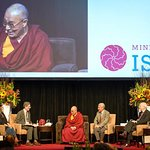 Dalai Lama Opens 2nd International Symposium For Contemplative Studies