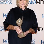 Martha Stewart And Michael J Fox Honored At WebMD Health Hero Awards