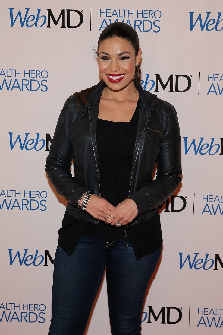 Jordin Sparks Attends WebMD Awards