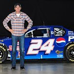 NASCAR Legends Jeff Gordon And Ray Evernham Restore Iconic Stock Car For Charity