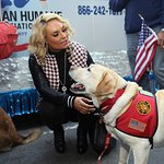 Ice-T And Coco Honor Military Dogs