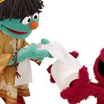 New Sesame Muppet Gives Support To World Toilet Day