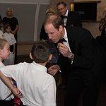 Prince William Talks At SkillForce Gala