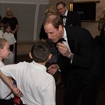 Prince William Talks At SkillForce Gala