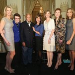 Billie Jean King Honored By Women's Forum Of New York