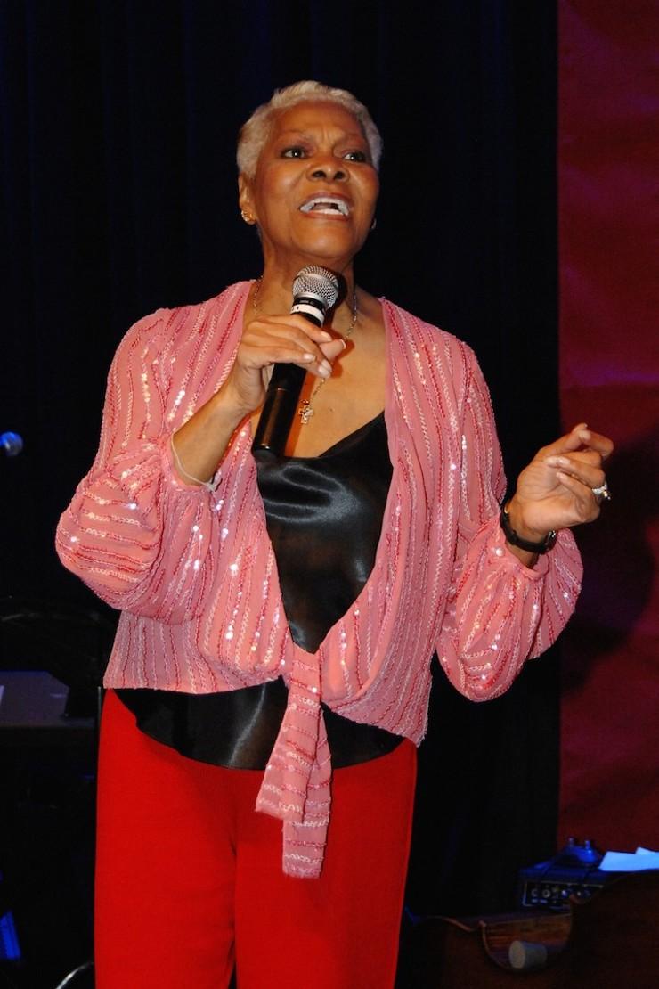 Legendary Songstress, Dionne Warwick