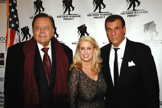 Paul Sorvino Joins Rita Cosby and Robert Davi