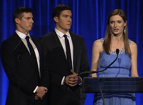 Christopher And Dana Reeve Foundation Hosts A Magical ...