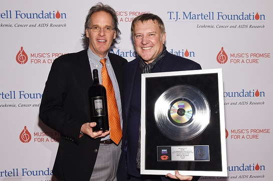 Rush Member Alex Lifeson Accepts Honor
