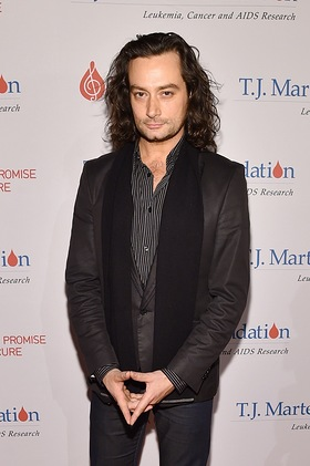 Constantine Maroulis at 11th-Annual World Tour of Wine