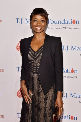 Montego Glover at 11th-Annual World Tour of Wine