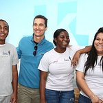 Matthew McConaughey Launches #GivingTuesday Campaign