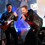 Bruce Springsteen And Chris Martin Join U2 For World AIDS Day