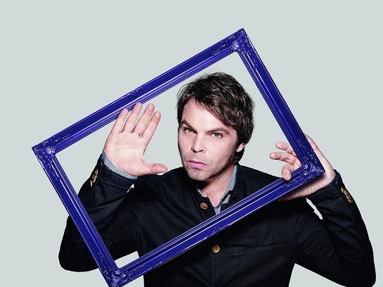 Gaz Coombes For Sightsavers