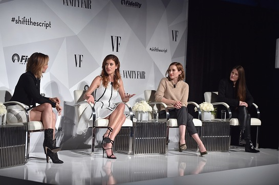 Kate Walsh Takes Part In Fidelity Investments and Vanity Fair: Empowering Conversations Panel Discussion