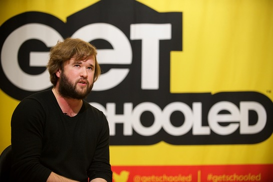 Haley Joel Osment and Get Schooled