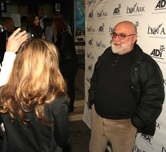 Alexei Sayle at Lion Ark Screening