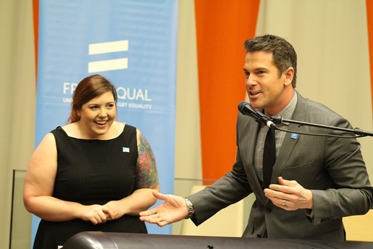 Mary Lambert and Thomas Roberts