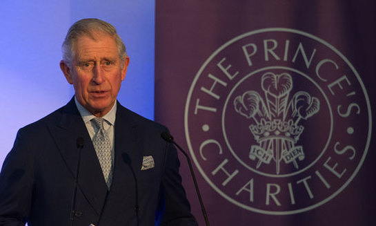 The Prince of Wales at the Accounting for Sustainability Annual Forum