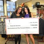 Bethenny Frankel And Skinnygirl Cocktails Donate To Dress For Success