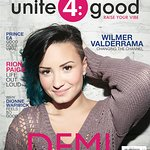 Demi Lovato Featured In Unite4:Good Magazine