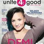 Demi Lovato Featured In Unite4:Good Magazine