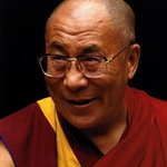 Stars See Dalai Lama In Los Angeles