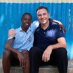 David Walliams Visits Kenya With Comic Relief
