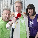 Peter Hook Supports Great Manchester Run For Charity
