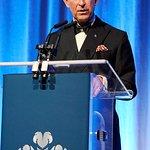 Prince Charles Speaks At Prince's Trust Leadership Dinner