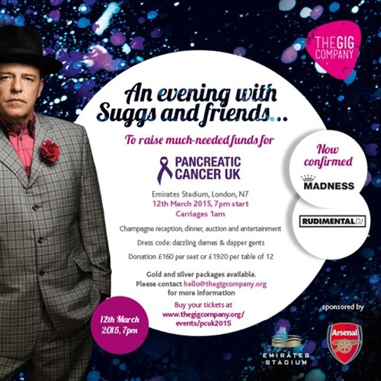 An Evening With Suggs And Friends