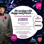 An Evening With Suggs And Friends For Pancreatic Cancer UK