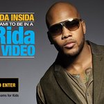 Chideo Launches Flo Rida Insida Campaign For Charity