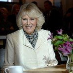 The Duchess of Cornwall Visits Her Charities In Newcastle