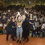 Lucky Blue Smith And Kristina Bazan Get Schooled