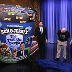Ben & Jerry's New Flavor For Jimmy Fallon Benefits Charity