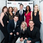 Broadway Stars Raise Funds And Awareness For The Pulmonary Fibrosis Foundation