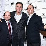 Jerry Seinfeld Hosts Los Angeles Fatherhood Initiative Lunch