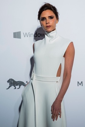 Victoria Beckham at amfAR Hong Kong