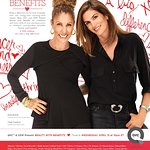 Cindy Crawford And Sonia Kashuk Show The Beauty Of Giving Back
