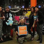 Ashley Greene And Chris Daughtry Take Part In Super Sweet Toy Drive