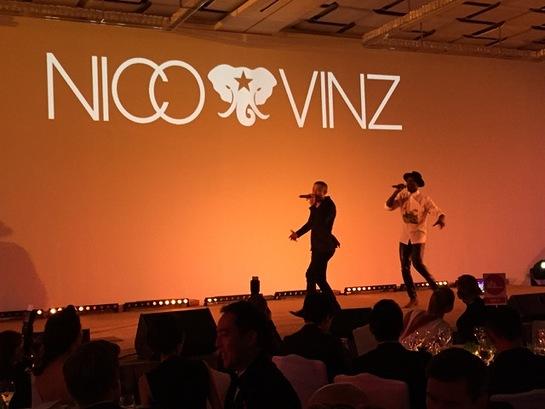 Nico & Vinz Perform for UNAIDS