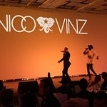 Nico & Vinz Perform At UNAIDS Gala In Switzerland