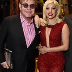 Lady Gaga Surprises Guests At Geffen Playhouse Fundraiser